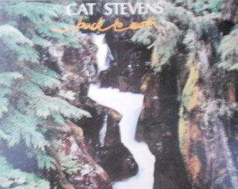 Cat Stevens - Back To Earth - vinyl record