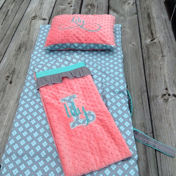 New Personalized Nap Mat Cover