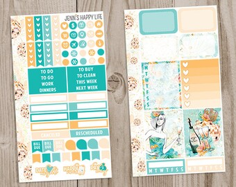 Party Queen - Personal Planner Kit