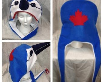Toronto Blue Jays Inspired Fleece Hat