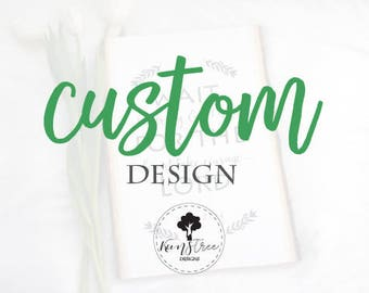 Custom Design Order Add-on (Approval Required)