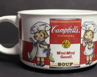 Cambell's soup cup