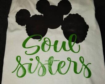 Soul sisters shirt