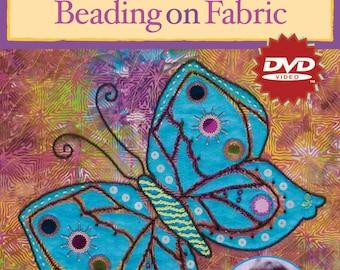Mary Stori Teaches You Beading On Fabric