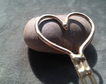 Heart Hair Stick