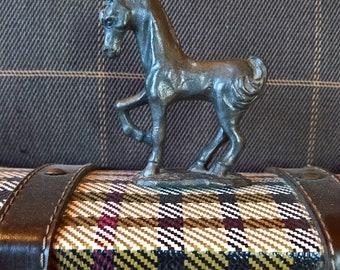 Vintage Ampersand Pewter Horse Figurine