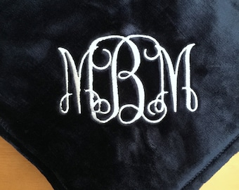 Softest Blanket Ever - Personalized Throw – Monogrammed Blanket - Monogrammed Fleece Blanket Throw - Personalized Housewarming Gifts