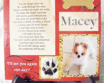 Personalized-Cat loss-Dog sympathy-Dog loss- loss of pet-memory of-dog gift-sympathy gift-pet sympathy-pet loss-dog loss frame-pet memorial