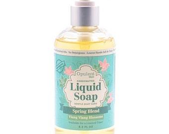 Natural Liquid Soap - Ylang Ylang