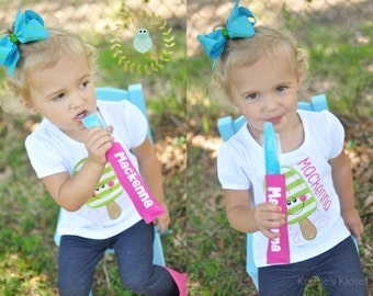 Popsicle holders - Popsicle holder - Personalized Popsicle Sleeve - Freeze Pop holder - Popsicle Sleeve