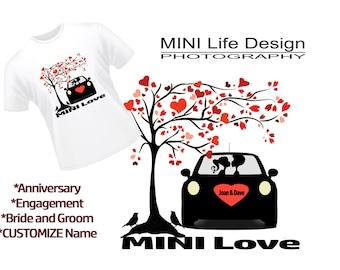MINI Love.... t-shirt