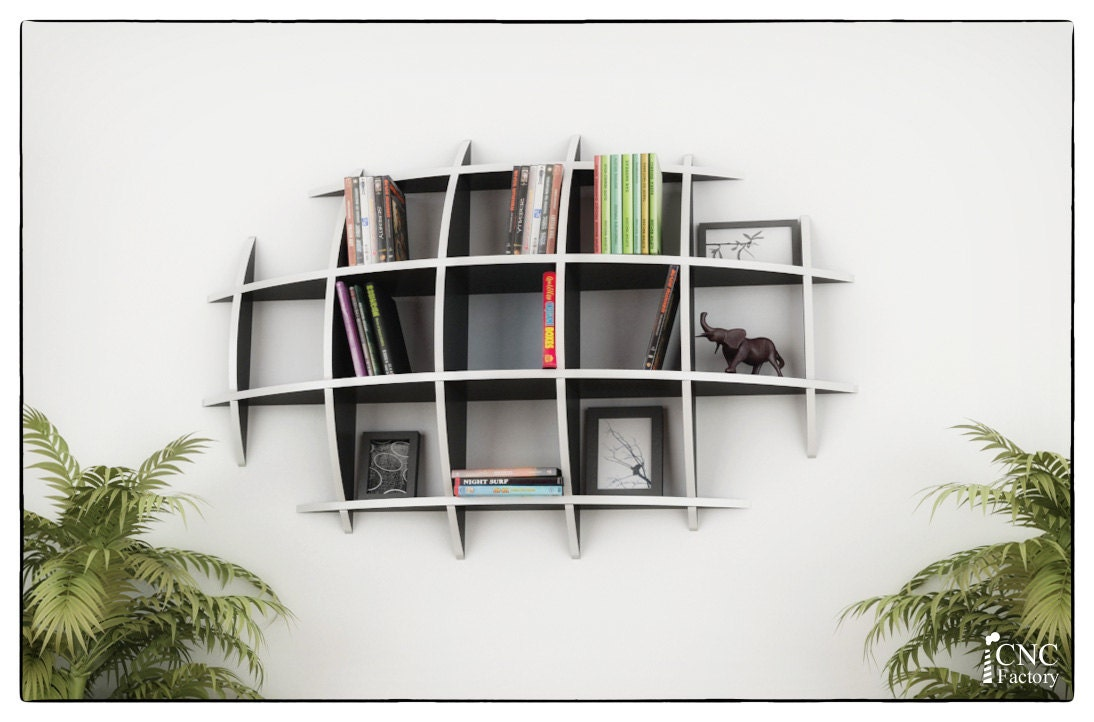 bookcase pictures bookshelf ideas book shelf astounding hanging interesting wall tikspor photo