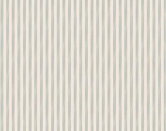 TILDA Tiny Treasures - Rough Stripe Blue