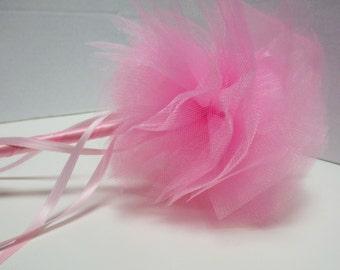 Pink princess wand, Princess party favor, princess birthday party