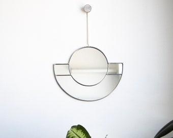 Minimal Geo Circle Mirror