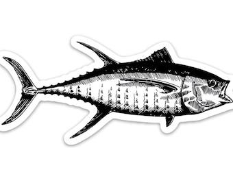 """5"""" Yellowfin Tuna"""