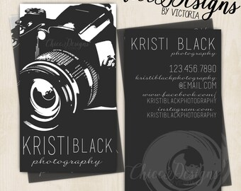 Camera business cards idealstalist camera business cards reheart Gallery