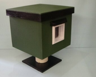 Large FERAL CAT HOUSE, bed, shelter,condo,sanctuary