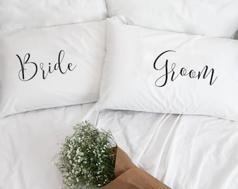Better Together Newlywed Pillowcases Cotton Anniversary
