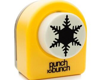 Tahoe Snowflake Punch - Large