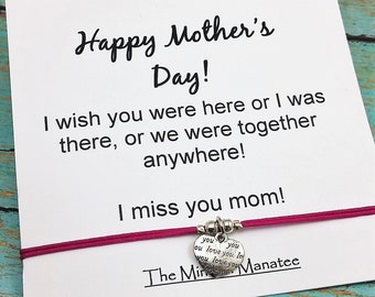 Mother's Day Gift, Mother's Day Card, Gift for Mom, Mother, Mother's Day Jewelry, Gift for Her, Mother's Day Bracelet for Mom