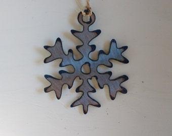 "Steel ""Elsa"" Snowflake"