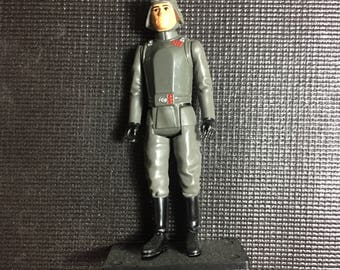 Star Wars Vintage 1980 LFL Kenner Action Figure AT-AT Commander with stand - The Empire Strikes Back Rare Vintage Figure