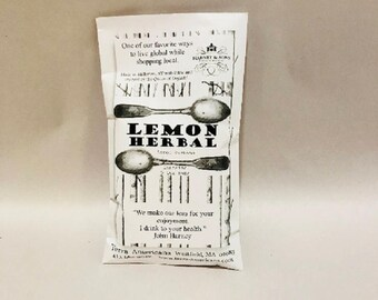 Harney & Sons Lemon Herbal Tea
