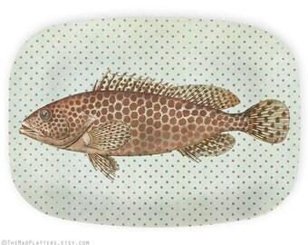 Fish Platter no.2 platter