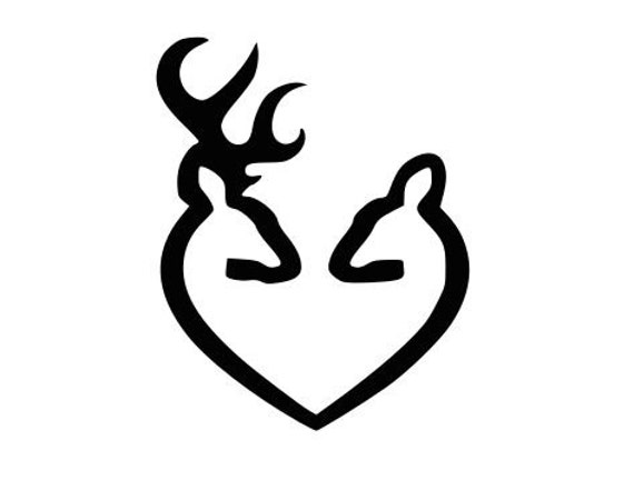 Buck Doe Heart Hunter Love Svg File likewise Deer hoof clipart moreover 321422691068 in addition My Horse Bathroom Ideas together with Deer Tracks Decals Md Window Stickers. on deer head stencil