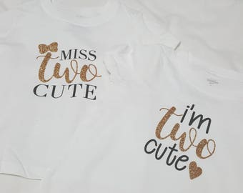 Cute t-shirt for toddlers