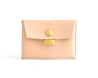 Cabourg wallet pink