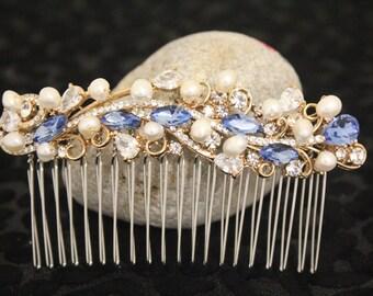 Hair accessories bohemian,Wedding hair comb pearl,Hair clip,Bridal hair comb,Wedding headpiece,Bridal hair clip,Wedding hair jewellery,comb
