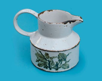 Midwinter Stonehenge 'Green Leaves' Jug