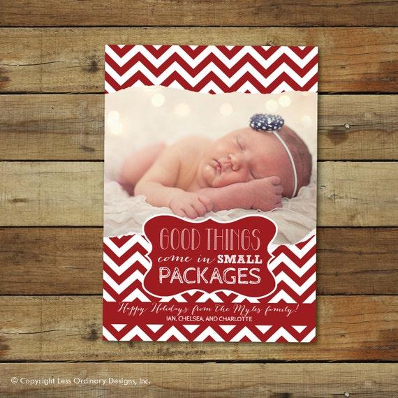 Items Similar To Christmas Card, Holiday Photo Card