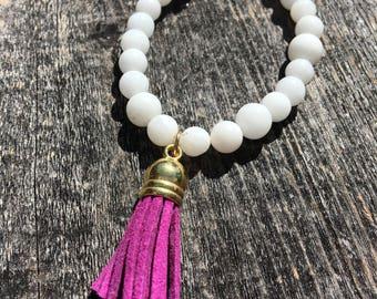 Touch of Purple Bracelet