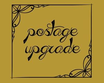postage upgrade USA 5x7 paintings