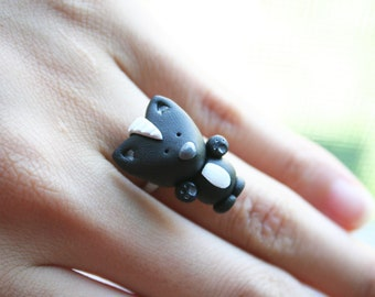 Jacques the skunk ring