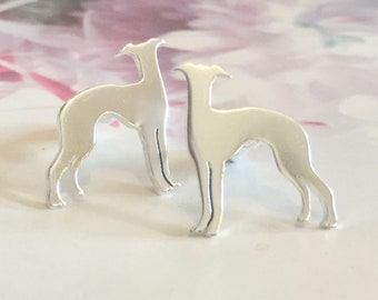 Sweet Whippet Cufflinks