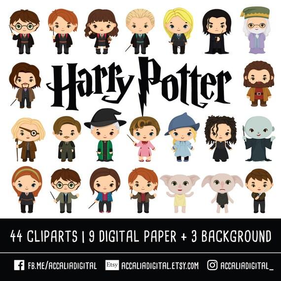 wizard clipart bundle magician clip art magic clipart rh etsy com harry potter clip art png harry potter clip art svg