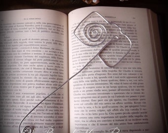 Bookmark camera , SLR bookmark , bookmark photographers , wire bookmark , gift idea