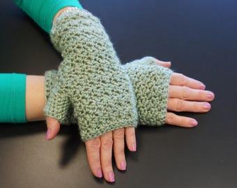 Fingerlose Handschuhe, Armstulpen, Handstulpen, Pulswärmer, SMS Handschuhe, häkeln Handschuhe, Winterhandschuhe, Stulpen