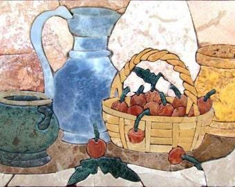 Mosaic Patterns- Prehistoric Kitchen