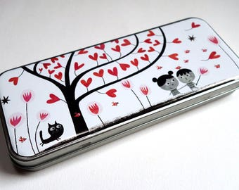Pencil case, PLU010 lovers