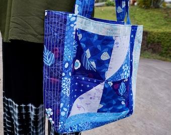 Forager book bag