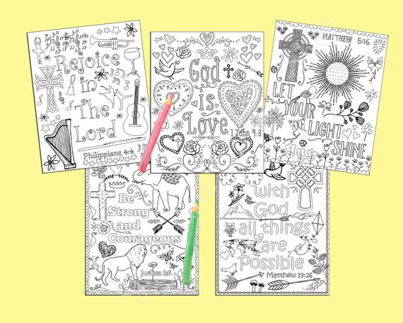 bible coloring pages free download - photo#15