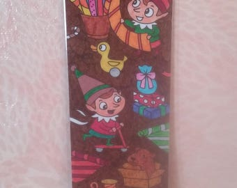 Bookmark - we pack gifts!