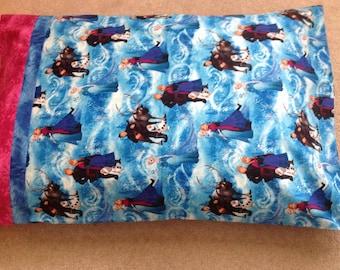 Frozen Pillow Case- Standard Pillow