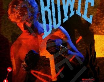 Tshirt - David Bowie: Let's Dance (1983)