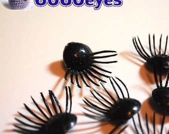 Puppet Eye Lashes eyelashes 14mm - 12 pieces
